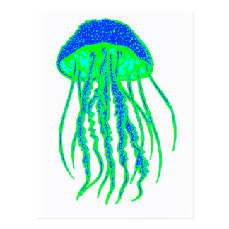 JELLYFISH THE MOLD POSTCARDS