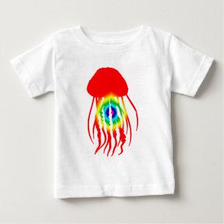 JELLYFISH TIE DYE BABY T-Shirt