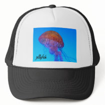 Jellyfish Trucker Hat