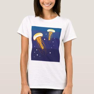 Jellyfish Vector T-Shirt