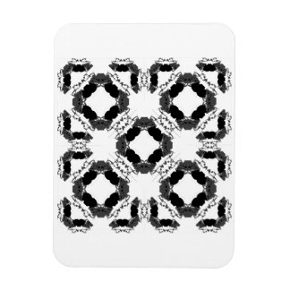 Jellyfish WGB Grid Inverted Rectangle Magnet