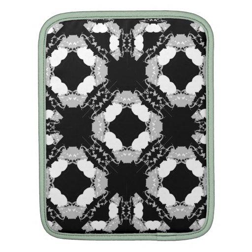 Jellyfish WGB Grid iPad Sleeve