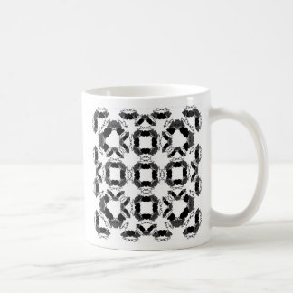 Jellyfish WGB Grid Rotated Alternate Inverted Coffee Mug