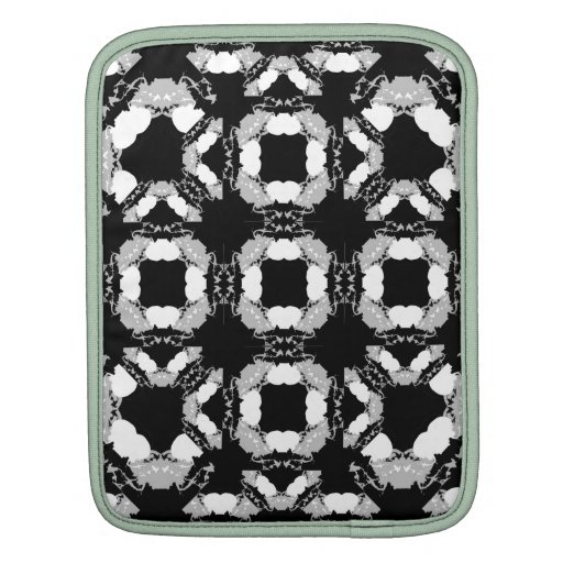 Jellyfish WGB Grid Rotated Alternate Sleeves For iPads