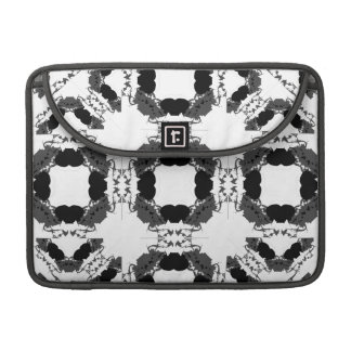 Jellyfish WGB Grid Rotated Inverted Sleeves For MacBook Pro