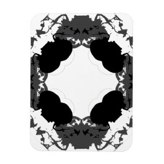 Jellyfish WGB Rotated Inverted Rectangle Magnet