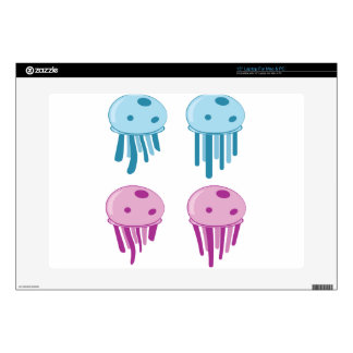 Jellyfishes Skin For Laptop