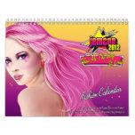 JemCon 2012 Official Fashion Calendar