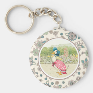 Jemima Duck by Beatrix Potter Gift Keychains