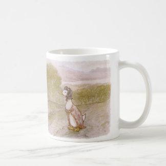 Jemima Puddleduck mug, beatrix potter gift Coffee Mug