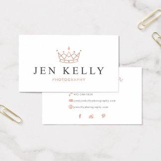 Jen Kelly Custom Business Cards