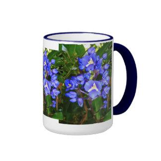 Jengibre azul taza