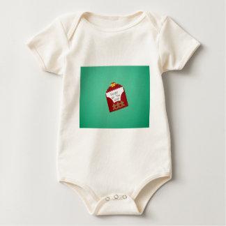 ¡Jengibre hasta el final! Body Para Bebé