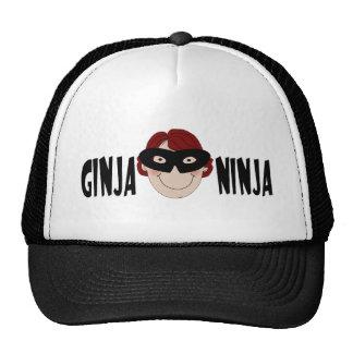 Jengibre Ninja Gorros