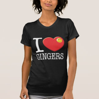 Jengibres Camisetas