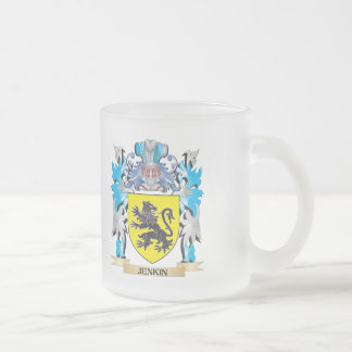 Jenkin Coat of Arms - Family Crest Mugs