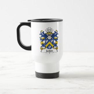 Jenkin Family Crest Mugs