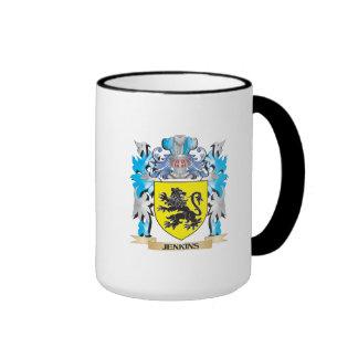 Jenkins Coat of Arms - Family Crest Mug