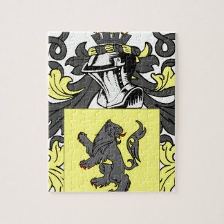 Jenkins (English) Coat of Arms Jigsaw Puzzle