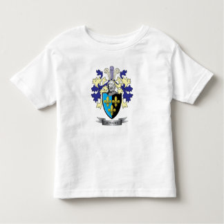 Jenkins Family Crest Coat of Arms Toddler T-shirt