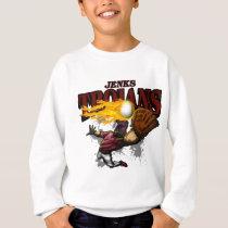 JenksTrojans15.png Sweatshirt