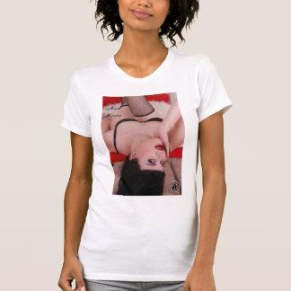 Jenn Martin (upside down) Ladies Shirt