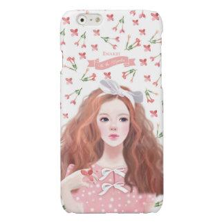 jennie glossy iPhone 6 case