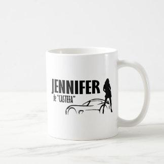 Jennifer de Castefa Taza De Café