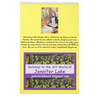 Jennifer Lake's 2017 Photography Calendar