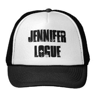 Jennifer Logue Gorros Bordados
