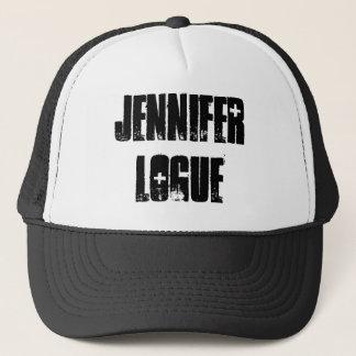 Jennifer Logue Trucker Hat
