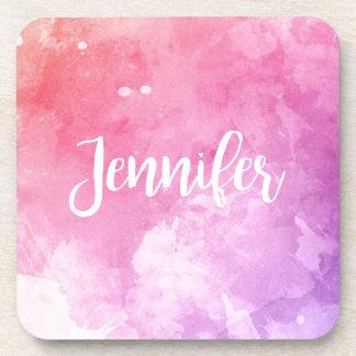 Jennifer Name Drink Coaster