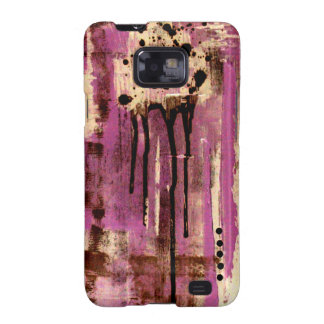 Jennifer Urban Chic n Pink Art by Holly Anderson Galaxy SII Cover