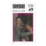 Jennifer's front door, My new house ! Postage Stamp