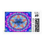 Jenniflower 09 postage stamp