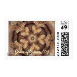 Jenniflower '09 stamp