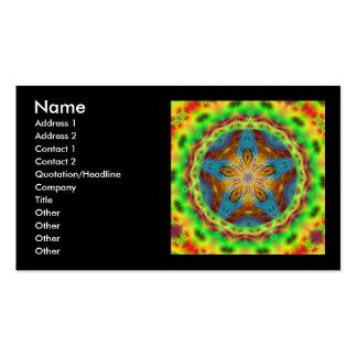 Jenniflower #11 tarjetas de visita