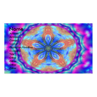 Jenniflower #12 Double-Sided standard business cards (Pack of 100)