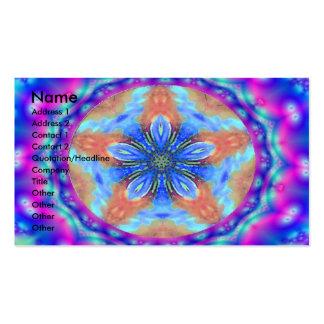 Jenniflower #12 tarjetas de visita
