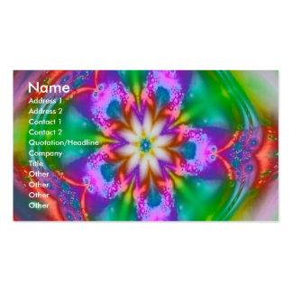 Jenniflower #13 tarjetas de visita