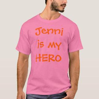 Jenniis myHERO T-Shirt