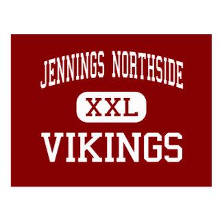 Jennings Northside - Vikings - Junior - Jennings Postcard