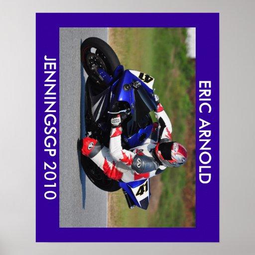 JenningsGP R1 Poster