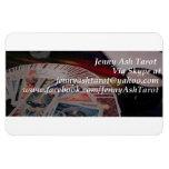 Jenny Ash Tarot magnet