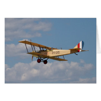 Jenny Biplane Card