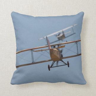 Jenny Biplane Pillow