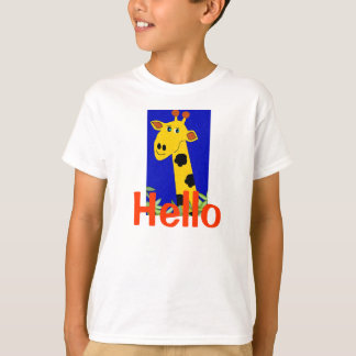 Jenny Giraffe T-Shirt