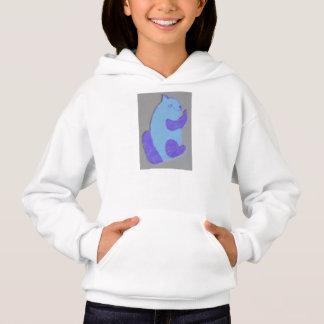 Jenny Girls' Hanes ComfortBlend® Hoodie