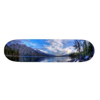 Jenny in Morning Skateboard Deck