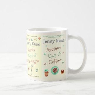 Jenny Kane Cover Mug Basic White Mug